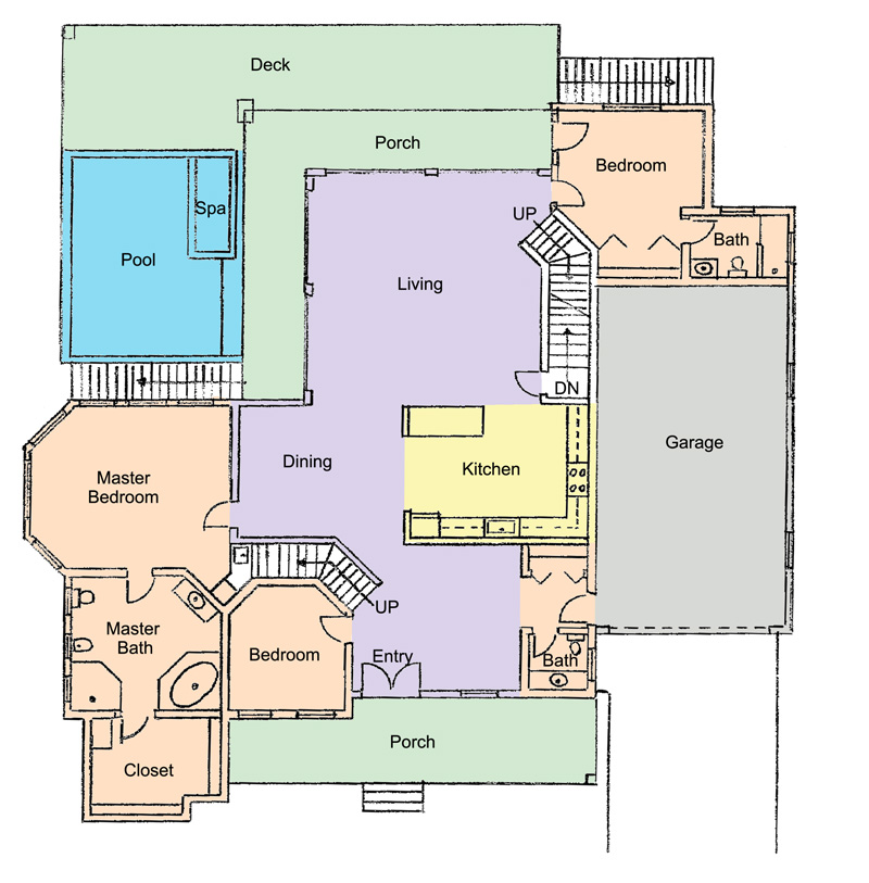 Index of images floor plan for Floor plan images